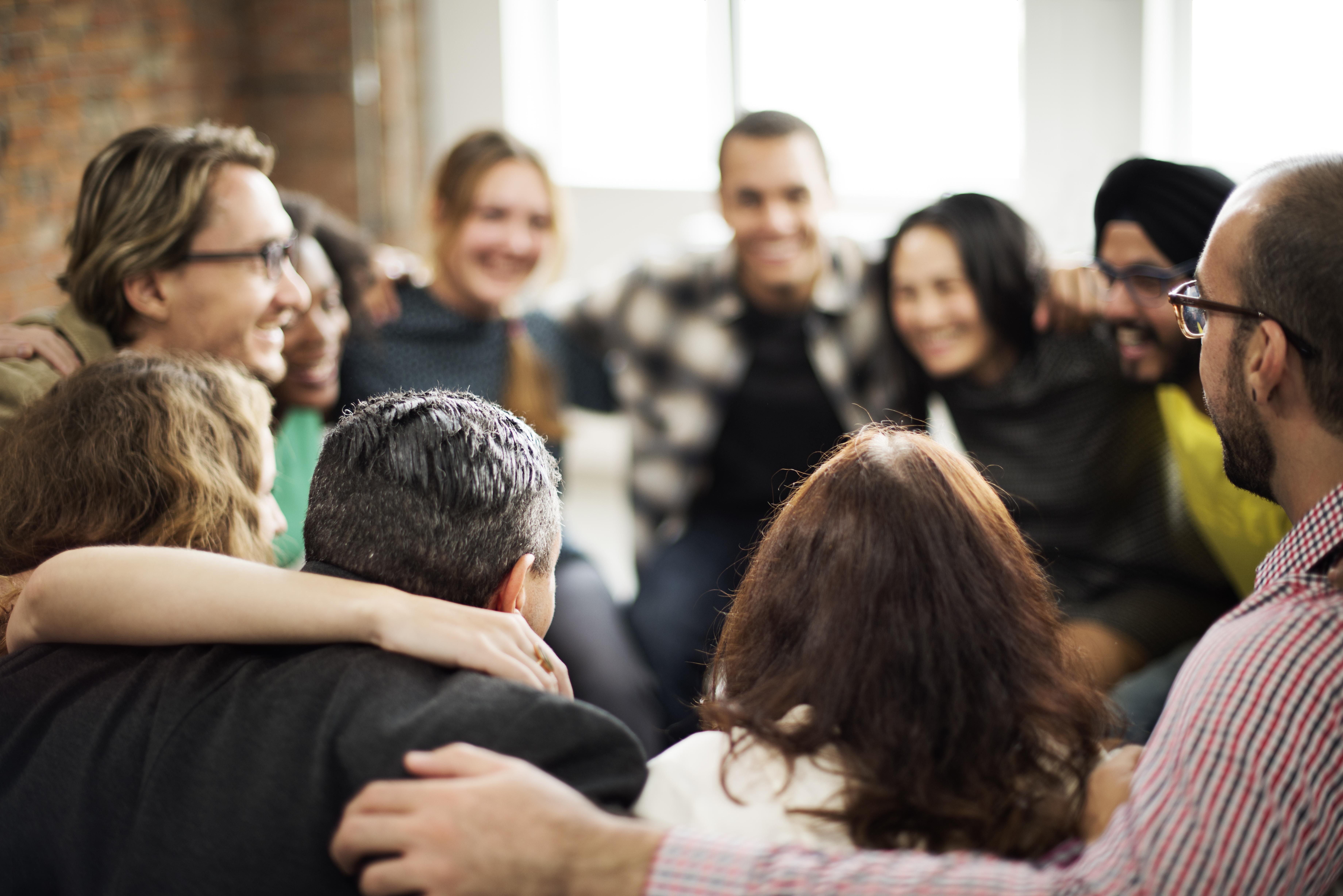 Engajamento no trabalho com programas de qualidade de vida