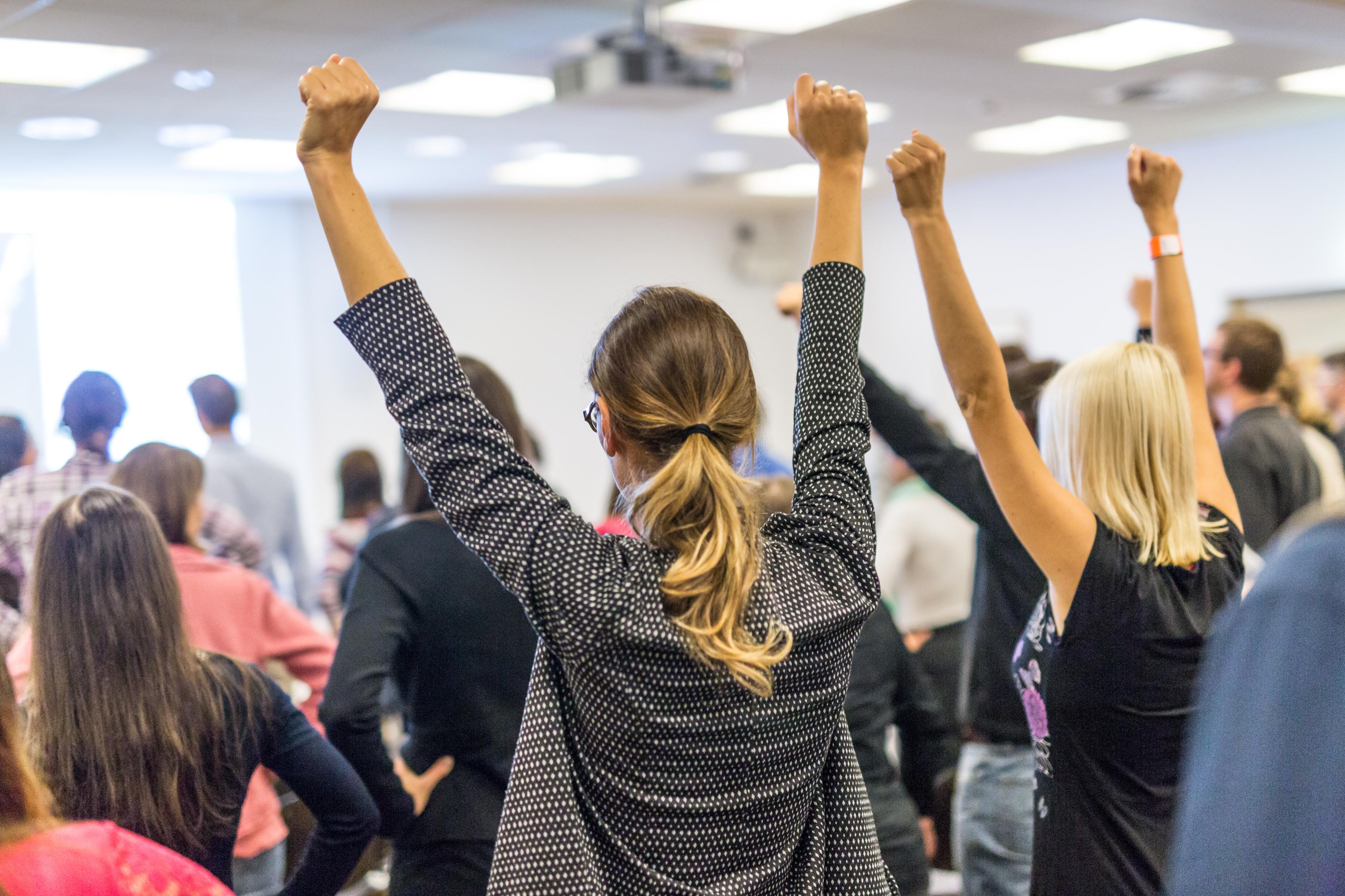 Como motivar funcionários com iniciativas saudáveis