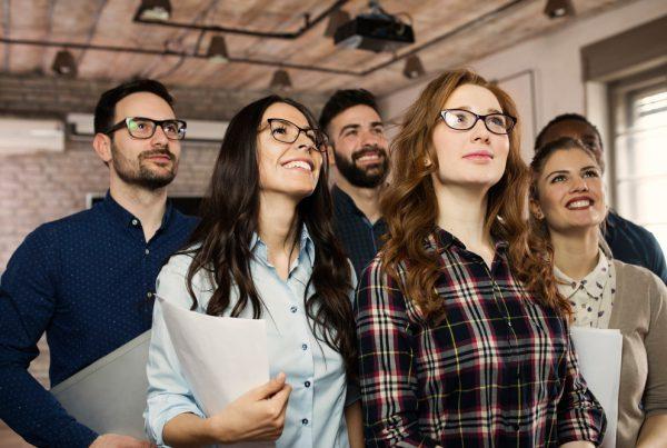 ideias para melhorar o ambiente de trabalho