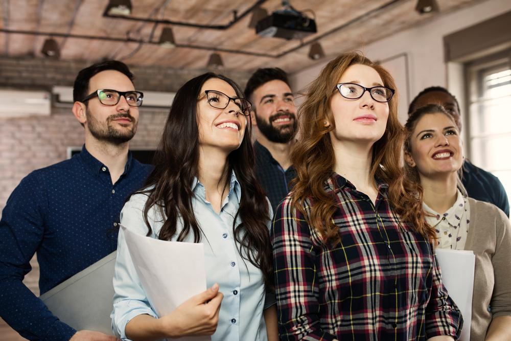 Ideias para melhorar o ambiente de trabalho com o app da GoGood